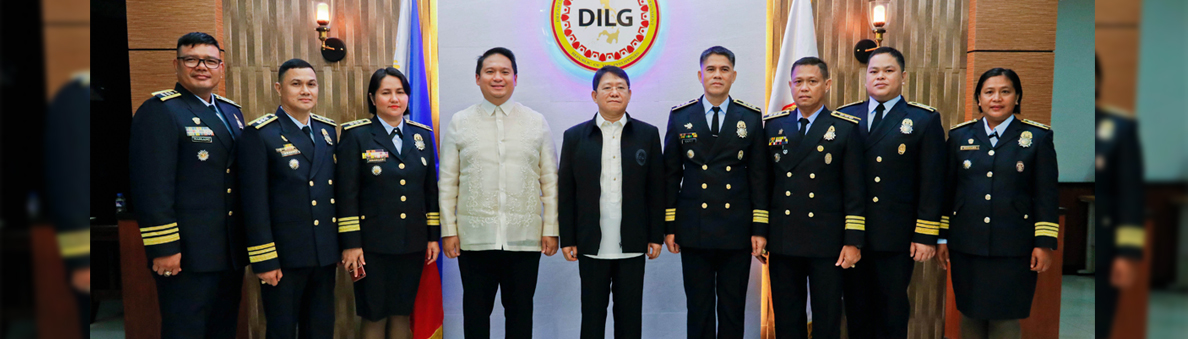 DILG: Department of the Interior and Local Government
